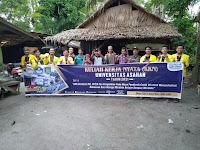 Mahasiswa KKN UNA Didampingi DPL Kerja Sama dengan Petani Jamur Tiram
