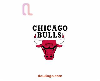 Logo Chicago Bulls Vector Format CDR, PNG