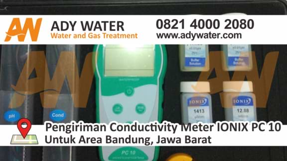 harga conductivity meter, jual conductivity meter