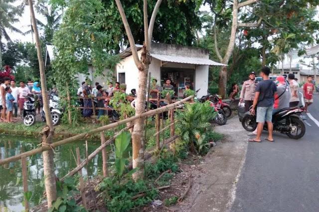 Polisi Bubarkan Balap Liar di Jl. Perina-Bungkate Jongat Lombok Tengah