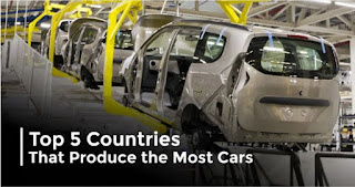 {Liteup9ja - List} See The Top 5 Countries That Produce The Most Cars In The World