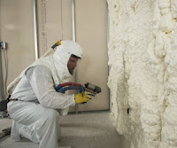 Spray Foam Insulation Is A Two-In-One Product