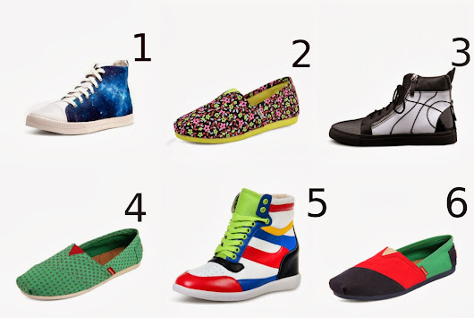 Sport chic shoes