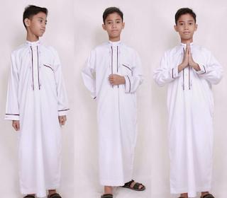 Model Gamis Anak Laki-laki