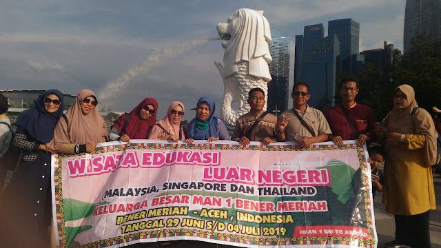 Wisata Edukasi Luar Negeri