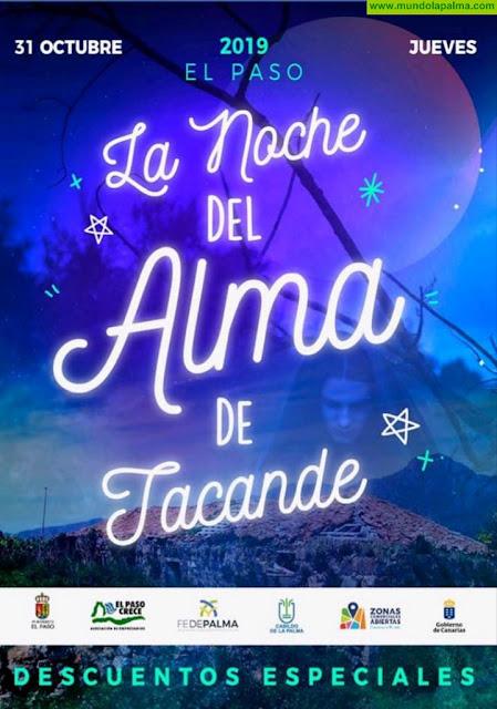 La Noche del Alma de Tacande en El Paso