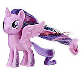 My Little Pony Party Friends Twilight Sparkle Brushable Pony