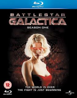 Battlestar Galactica – Temporada 1 [4xBD25] *Con Audio Latino