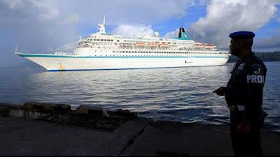 Turis asal Australia 2.000 Orang Menuju Batam di tolak Pemerintah Kepri