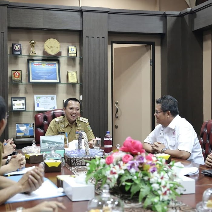 "Gubernur Ridho Pasang Strategi ""Head to Head"" agar Pariwisata Lampung Kalahkan Lombok"