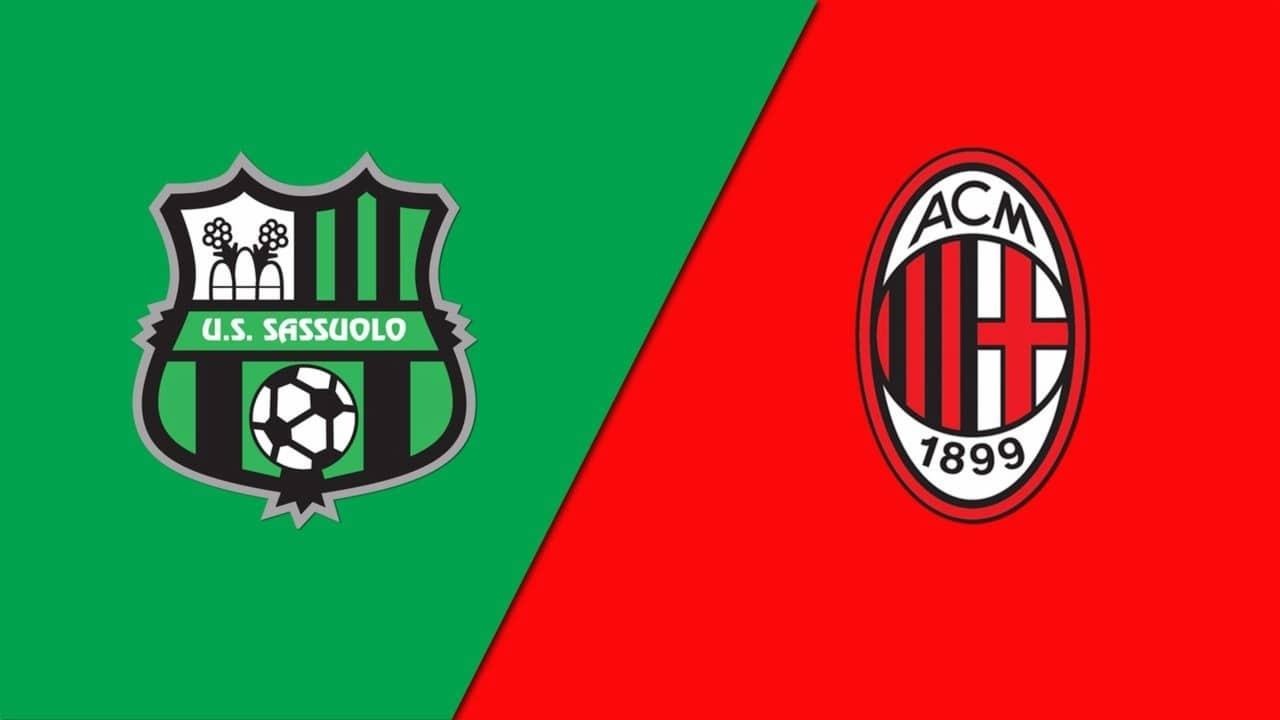 بث مباشر مباراة ميلان وساسولو