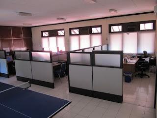 Kontraktor Pengadaan Partisi Sekat Ruang Kantor (Sekat Ruang)