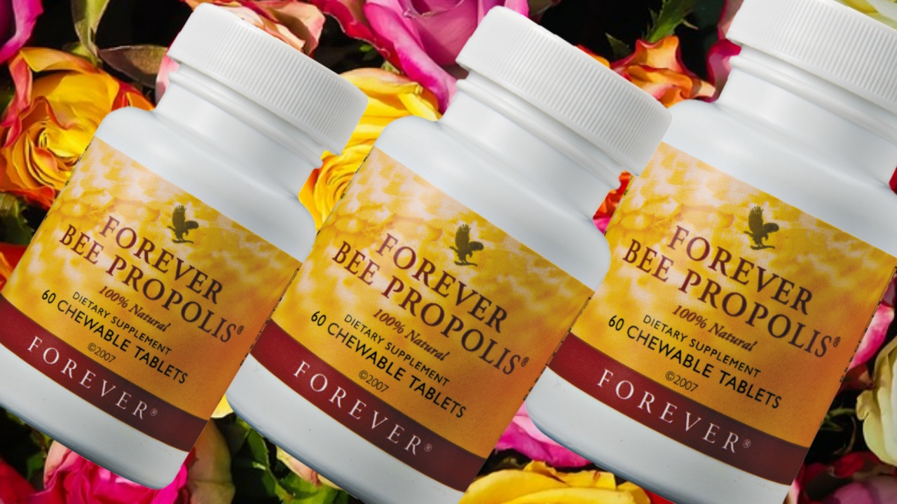 forever bee propolis benefits