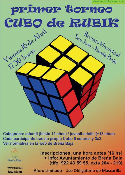 SAN JOSÉ: primer torneo de Cubo de Rubik