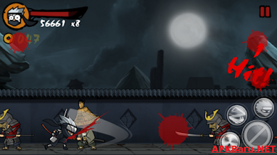 Ninja Revenge v1.1.8 Mod Apk+Data (Unlimited)
