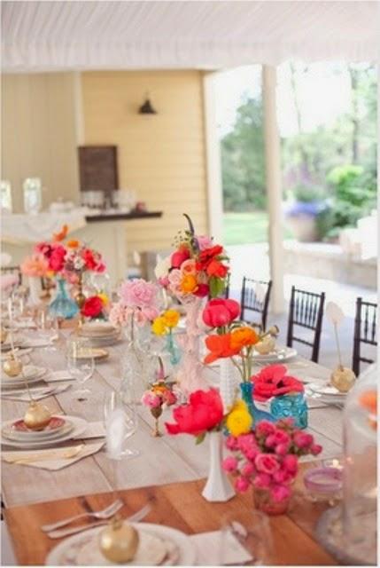 Spring Wedding Decorations