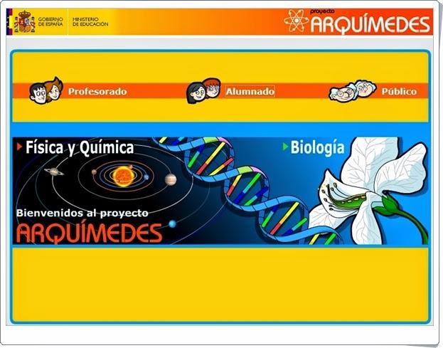 http://recursostic.educacion.es/ciencias/arquimedes2/web/index.html