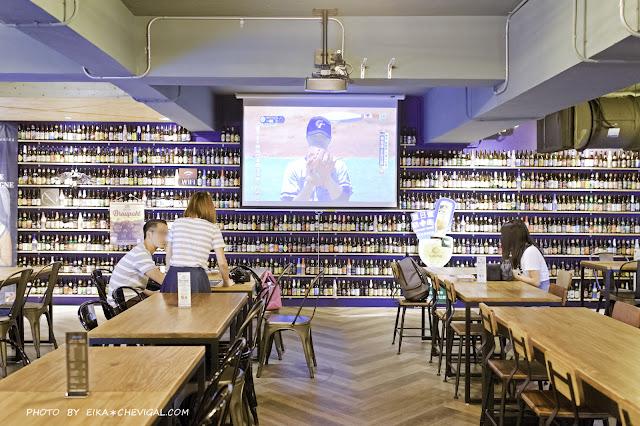 MG 6601 - 熱血採訪│400多款精釀啤酒喝不完!隱身在青海路的薩克森餐酒館旗艦店,餐點氣氛都不錯!
