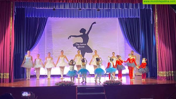 La Escuela Municipal de Danza de Fuencaliente clausura su curso con un emotivo festival