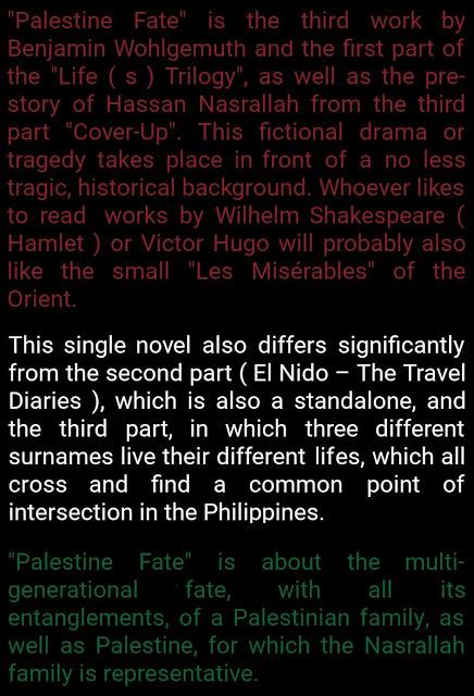 Palestine Fate
