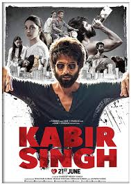 kabir singh, ,bollywood movies