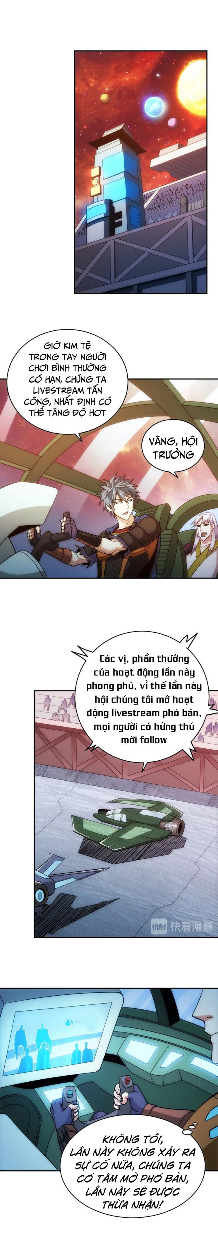 Rich Player - Người Chơi Khắc Kim Chapter 68 video - Hamtruyen.vn