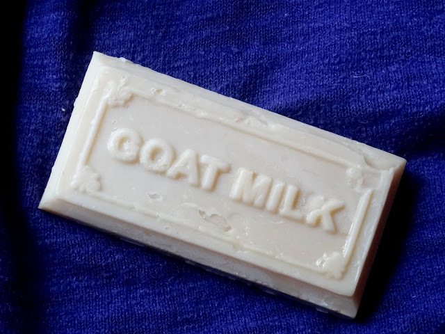 Grace Goat Milk Soap by Dutchess Of Soapshire