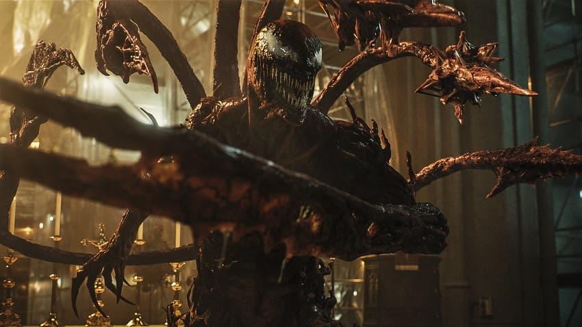 Sony показала новый трейлер кинокомикса «Веном 2» - в нём много Карнажа