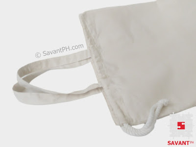 Blank Canvas Laundry Bag Philippines