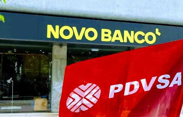 Acreedores de PDVSA reclaman $600 millones en cuentas de la petrolera en el Novo Banco de Portugal