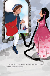 História Rapunzel (Conta Pra Mim); Baixar PDF Grátis