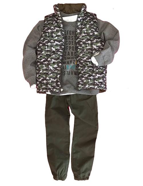 Moda invierno 2017 ropa para niños moda 2017.