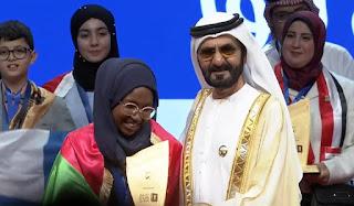 السودانية هديل أنور تظفر بلقب تحدي القراءة العربي 2019