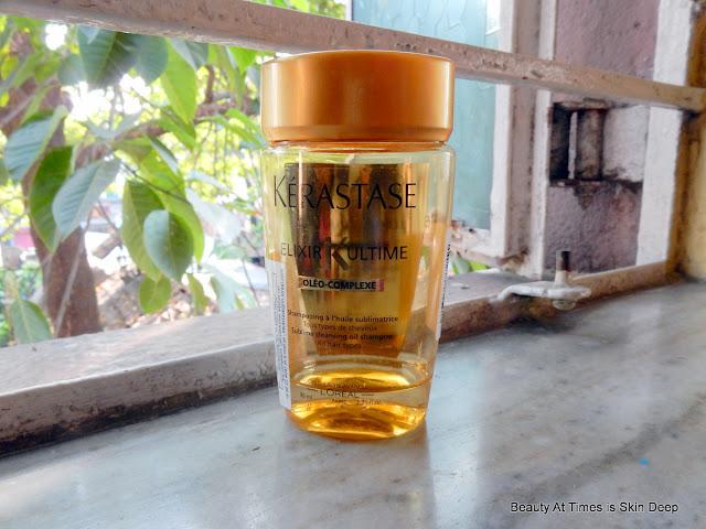 Kérastase Elixir Ultime Oléo-complex Shampoo