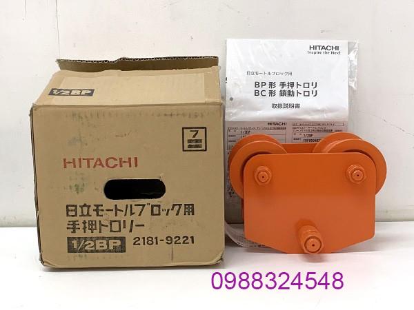 Con chạy đẩy tay Hitachi 500kg 1/2BP
