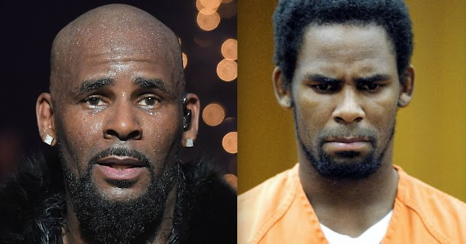 'He's a danger to the community' Judge shuts down R.Kelly's third attempt to get out of jail over Covid-19 fears
