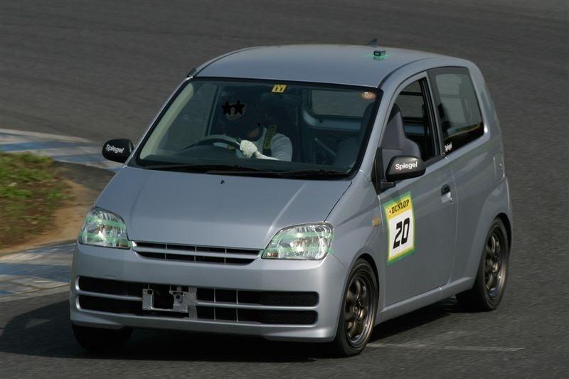 Daihatsu Cuore, L251, szósta generacja, 6gen