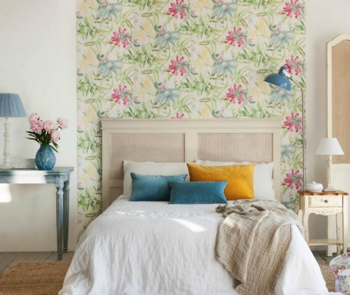 Tendencia, ideas y consejos para decorar con papel pintado