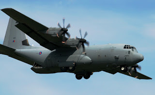 Bangladesh Air Force is going to receive 2 C-130J Super Hercules from Royal Air Force