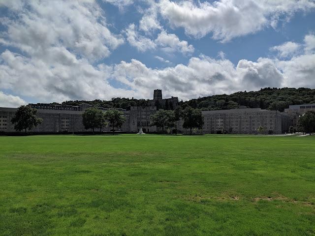 Військова академія США у Вест-Пойнт (United States Military Academy)