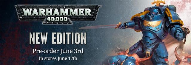 Wayland Games: Warhammer 40,000 8th Edition - Free Vouchers and Triple Rewards