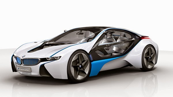 Motoring Cars Driving And Traffic Bmw I8 Signs Of Things To Come