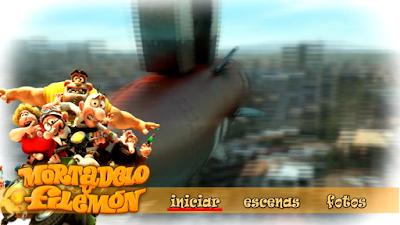 Mortadelo y Filemón contra Jimmy el Cachondo [2014]
