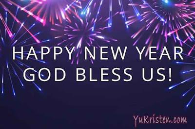 kata rohani selamat tahun baru
