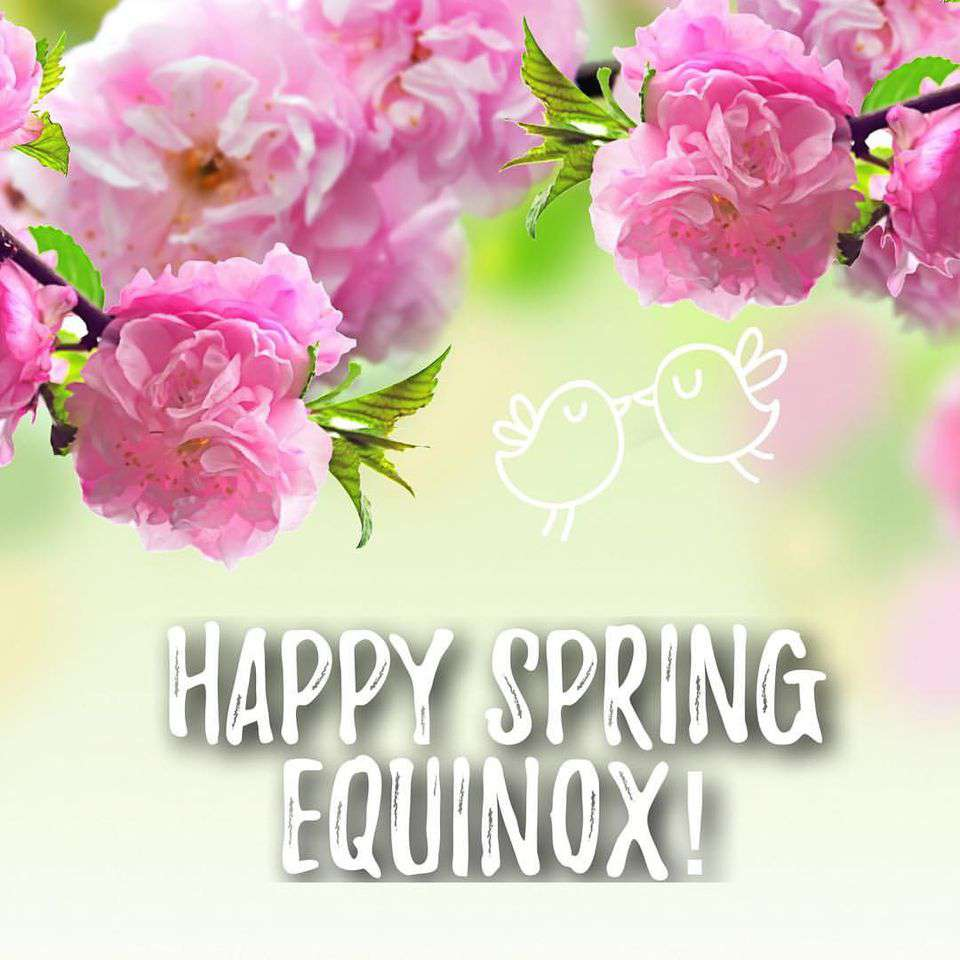 Spring Equinox Wishes Images download