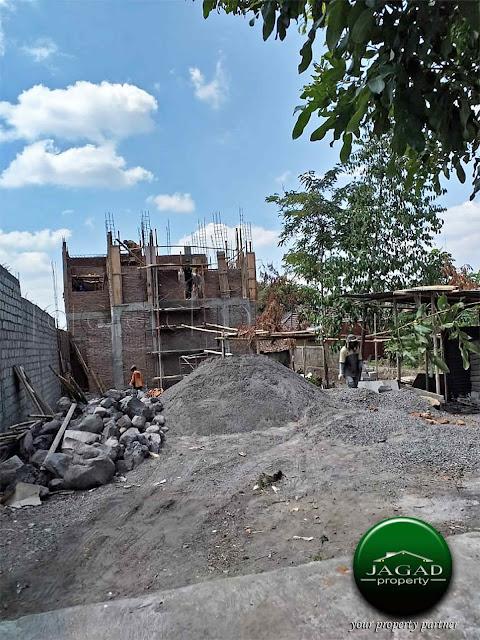 Rumah Samping Perum Pertamina Purwomartani