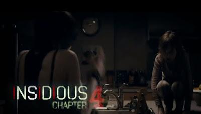 Rekomendasi Film Horor Terbaru insidious 4