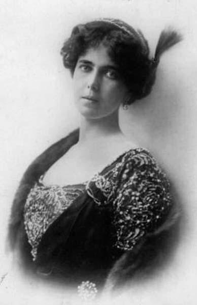 Princesse Beatrice de Saxe-Cobourg et Gotha 1884-1966