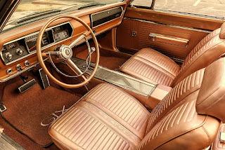 1967 Plymouth Belvedere GTX 426 Hemi Dashboard