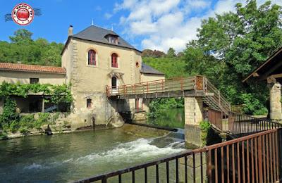 Poitiers - Molino de Chasseigne